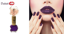 Load image into Gallery viewer, OH Fashion Nail Polish Double Apple Individual DELILAH - Superpharma Corporation - ohfashion