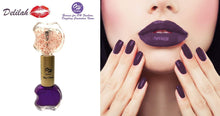 Load image into Gallery viewer, OH Fashion Nail Polish Kit Names Collection Double Apple 10 PCS - Superpharma Corporation - ohfashion