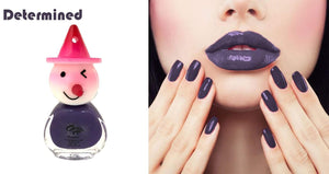 OH Fashion Nail Polish Clown Style Individual DETERMINED - Superpharma Corporation - ohfashion