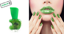 Load image into Gallery viewer, OH Fashion Nail Polish Apple Bite Style Individual DUBLIN - Superpharma Corporation - ohfashion