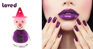 OH Fashion Nail Polish Clown Style Individual LOVED - Superpharma Corporation - ohfashion