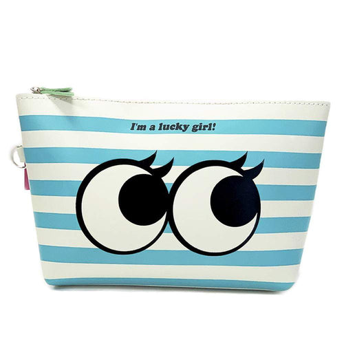 OH Fashion Cosmetic Bag Enchanted Eyes - Superpharma Corporation - ohfashion