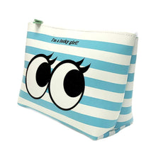 Load image into Gallery viewer, OH Fashion Cosmetic Bag Enchanted Eyes - Superpharma Corporation - ohfashion