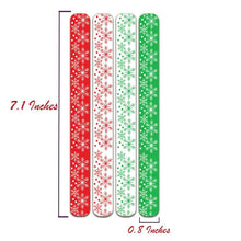 Load image into Gallery viewer, OH Fashion Large Nail Files Set Snow Christmas 🎄 - Superpharma Corporation - ohfashion