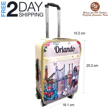 Load image into Gallery viewer, OH Fashion Luggage Amazing Orlando  | Travel Suitcase Spinner