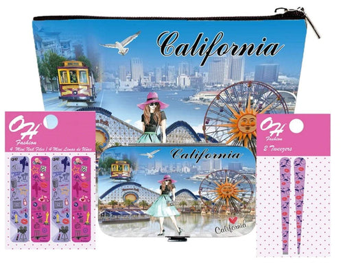 OH Fashion Beauty Set Around California - Superpharma Corporation - ohfashion