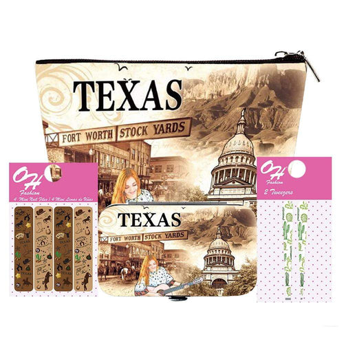 OH Fashion Beauty Set The Beauty of Texas - Superpharma Corporation - ohfashion