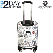 Load image into Gallery viewer, OH Fashion Luggage New York | Travel Suitcase Spinner