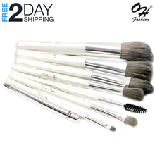 Load image into Gallery viewer, OH Fashion Professional Makeup Brushes Explore the World Florida, 9 PCs