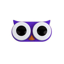 Load image into Gallery viewer, OH Fashion Contact Lens Case Owl Purple - Superpharma Corporation - ohfashion