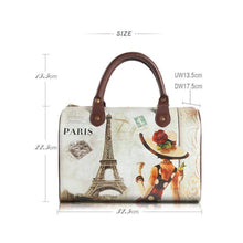 Load image into Gallery viewer, OH Fashion Handbag Lady in Paris Satchel Style - Superpharma Corporation - ohfashion