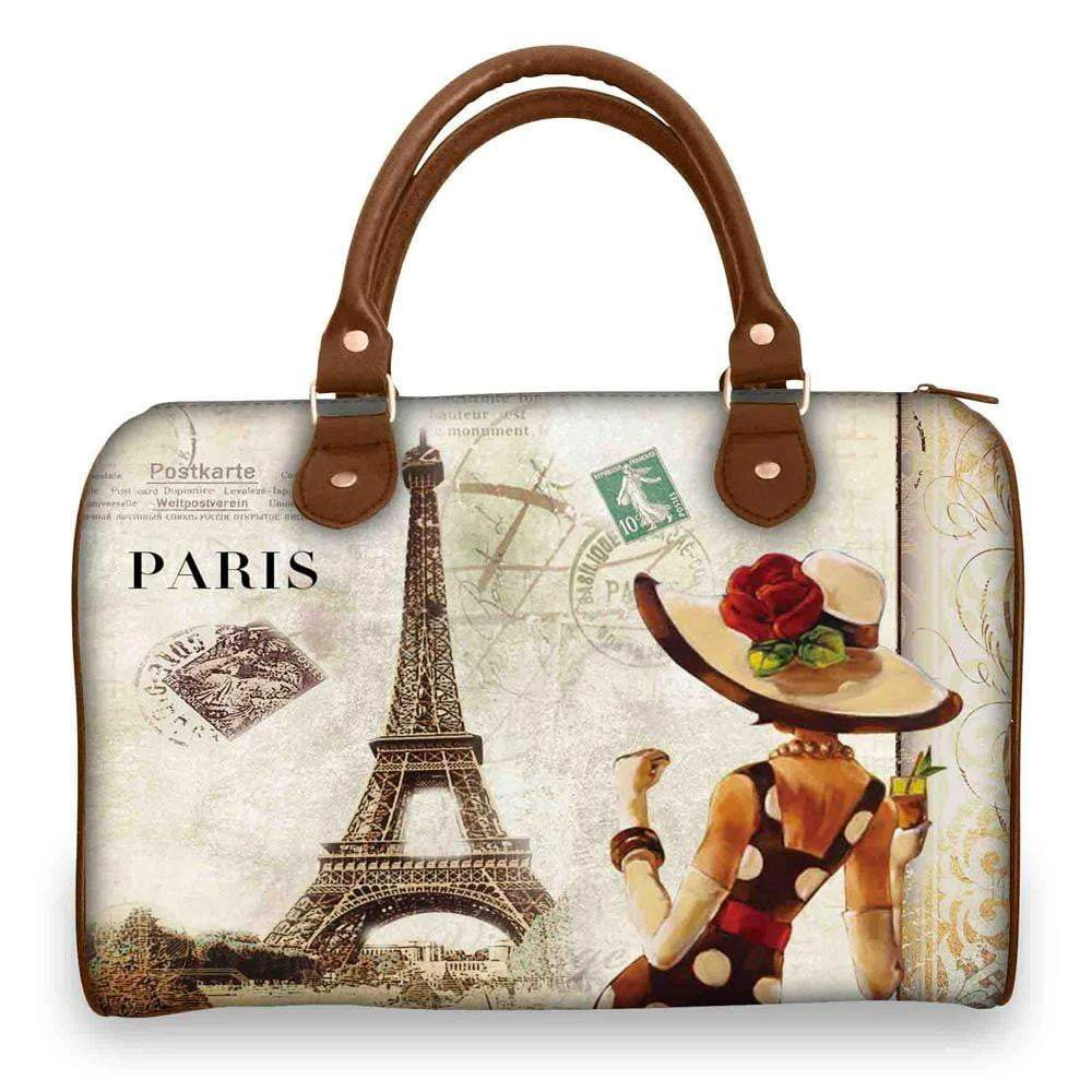 OH Fashion Handbag Lady in Paris Satchel Style - Superpharma Corporation - ohfashion