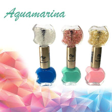 Load image into Gallery viewer, OH Fashion Nail Polish Double Apple SET AQUAMARINE - Superpharma Corporation - ohfashion