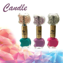Load image into Gallery viewer, OH Fashion Nail Polish Double Apple SET CANDLE - Superpharma Corporation - ohfashion