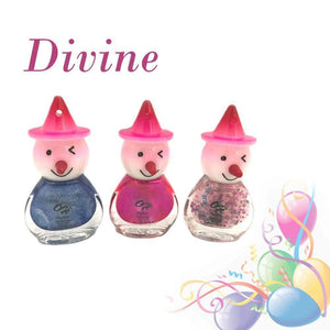 OH Fashion Nail Polish Clown SET DIVINE - Superpharma Corporation - ohfashion