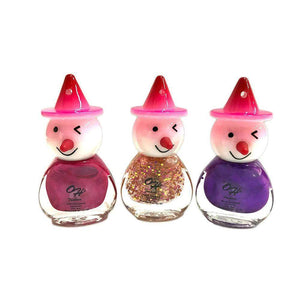 OH Fashion Nail Polish Clown SET GORGEOUS - Superpharma Corporation - ohfashion