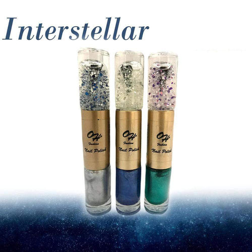 OH Fashion Nail Polish Cylinder SET INTERSTELLAR - Superpharma Corporation - ohfashion