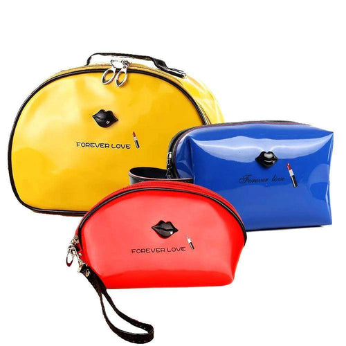 OH Fashion Rainbow Cosmetic Bag Bundle 🌈 - Superpharma Corporation - ohfashion