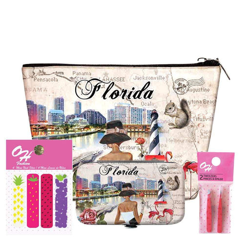 OH Fashion Beauty Set Splendid Florida - Superpharma Corporation - ohfashion