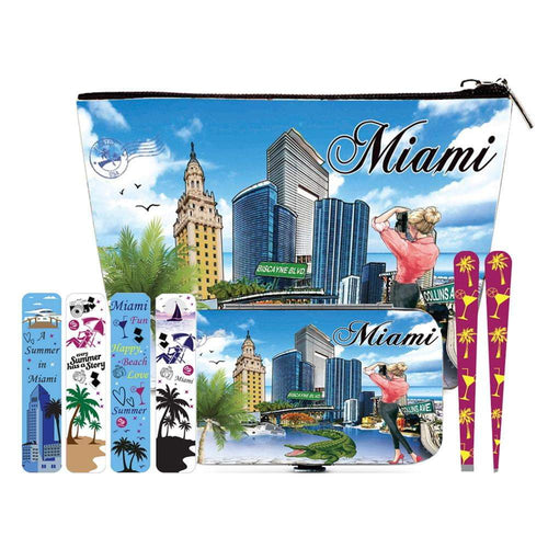 OH Fashion Beauty Set Capturing Miami - Superpharma Corporation - ohfashion