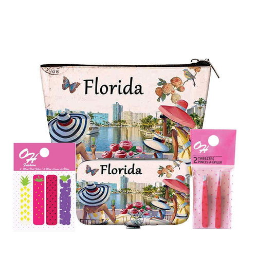 OH Fashion Beauty Set Luxurious Florida - Superpharma Corporation - ohfashion