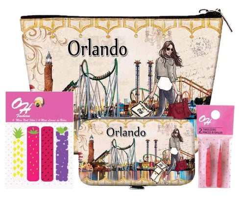 OH Fashion Beauty Set Amazing Orlando - Superpharma Corporation - ohfashion