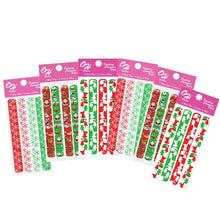 Load image into Gallery viewer, OH Fashion Nail Files Pack Christmas Lover 6 Packs 🎄 - Superpharma Corporation - ohfashion