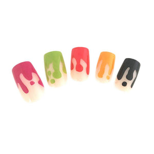 OH Fashion Stick on Nails Enjoyable Taste - Superpharma Corporation - ohfashion