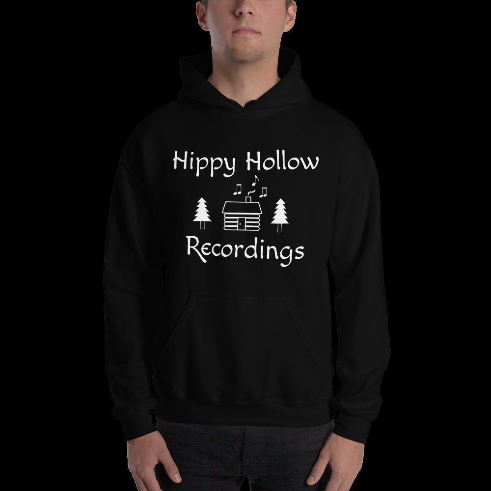 Hippy Hollow Recordings Unisex Hoodies
