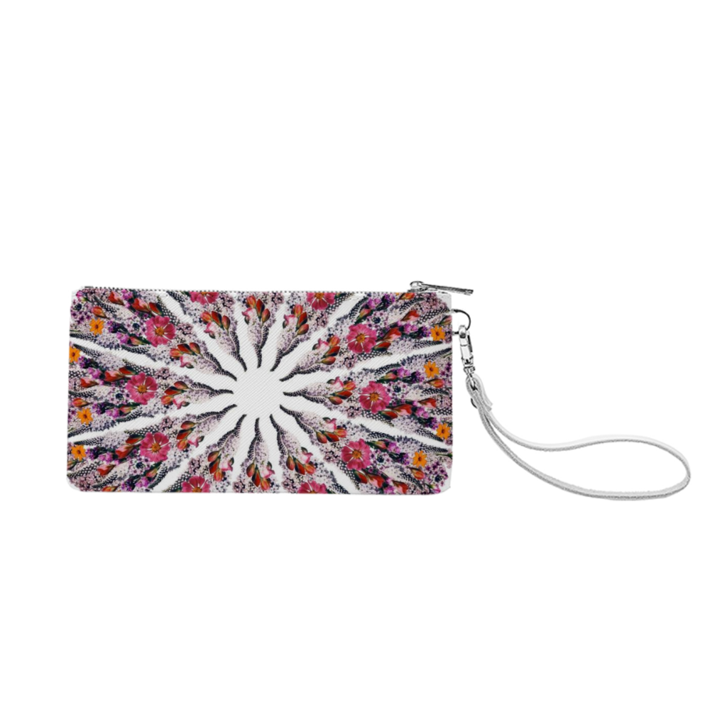 I Am Limitless Potential Mandala Clutch Purse