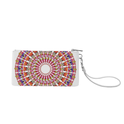 I Am Love Mandala Clutch Purse