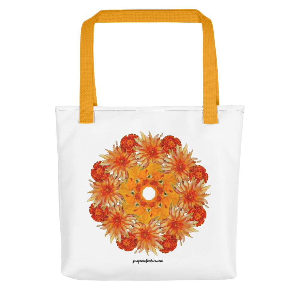 I Am Fearless Tote Bag