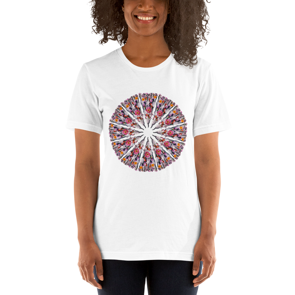 Flower Mandala I Am Limitless Potential Unisex T-Shirt