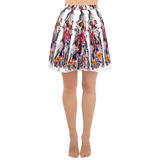 I Am Limitless Potential Mandala Skater Skirt