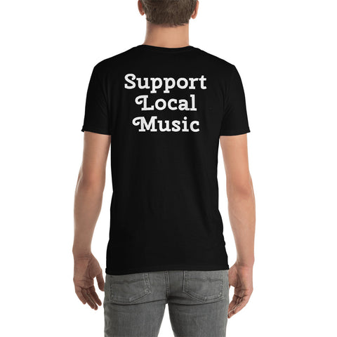 Support Local Music HHR Unisex T-Shirt