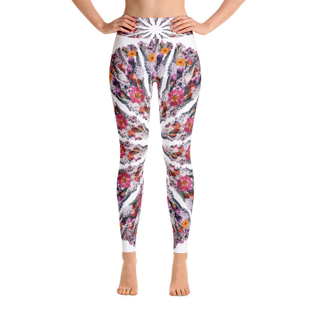 I Am Limitless Potential Yoga Leggings