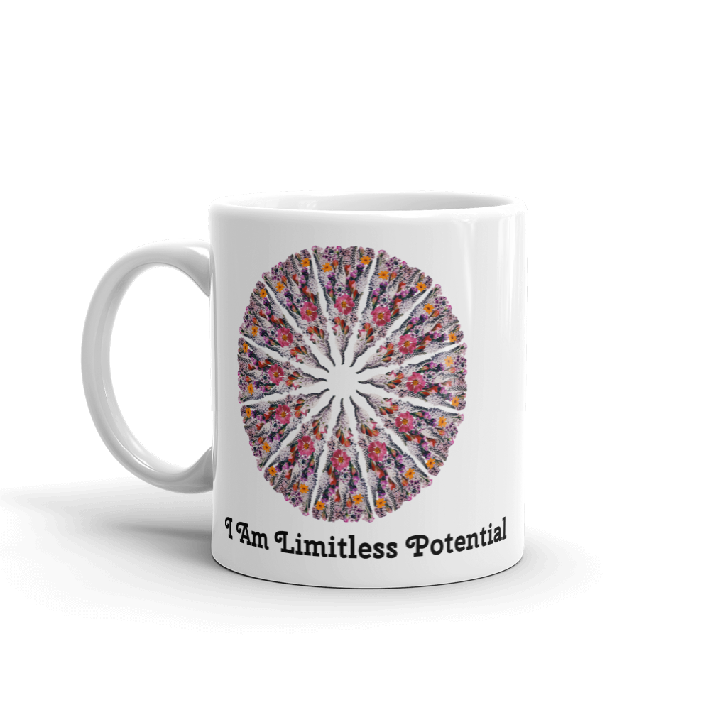 I Am Limitless Potential Mug