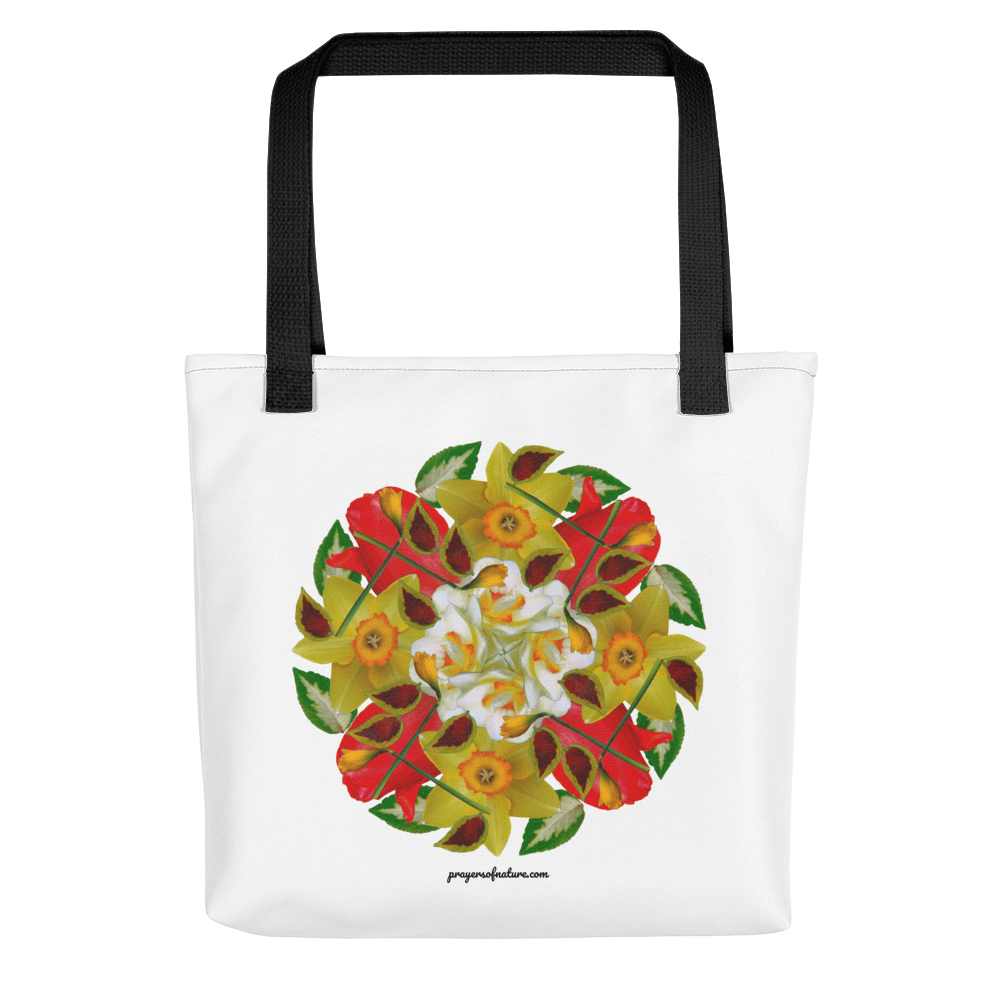I Am Complete Tote Bag