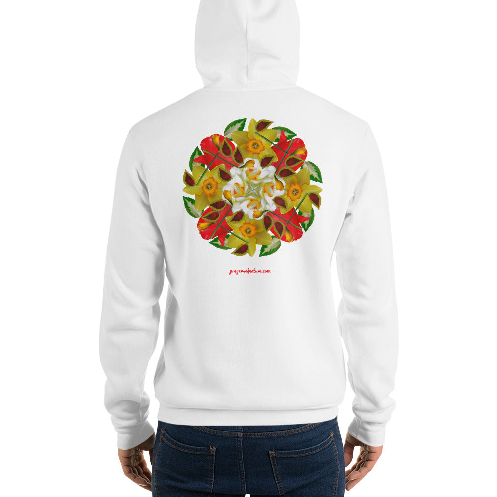 I Am Complete Fleece Lined Hoodie