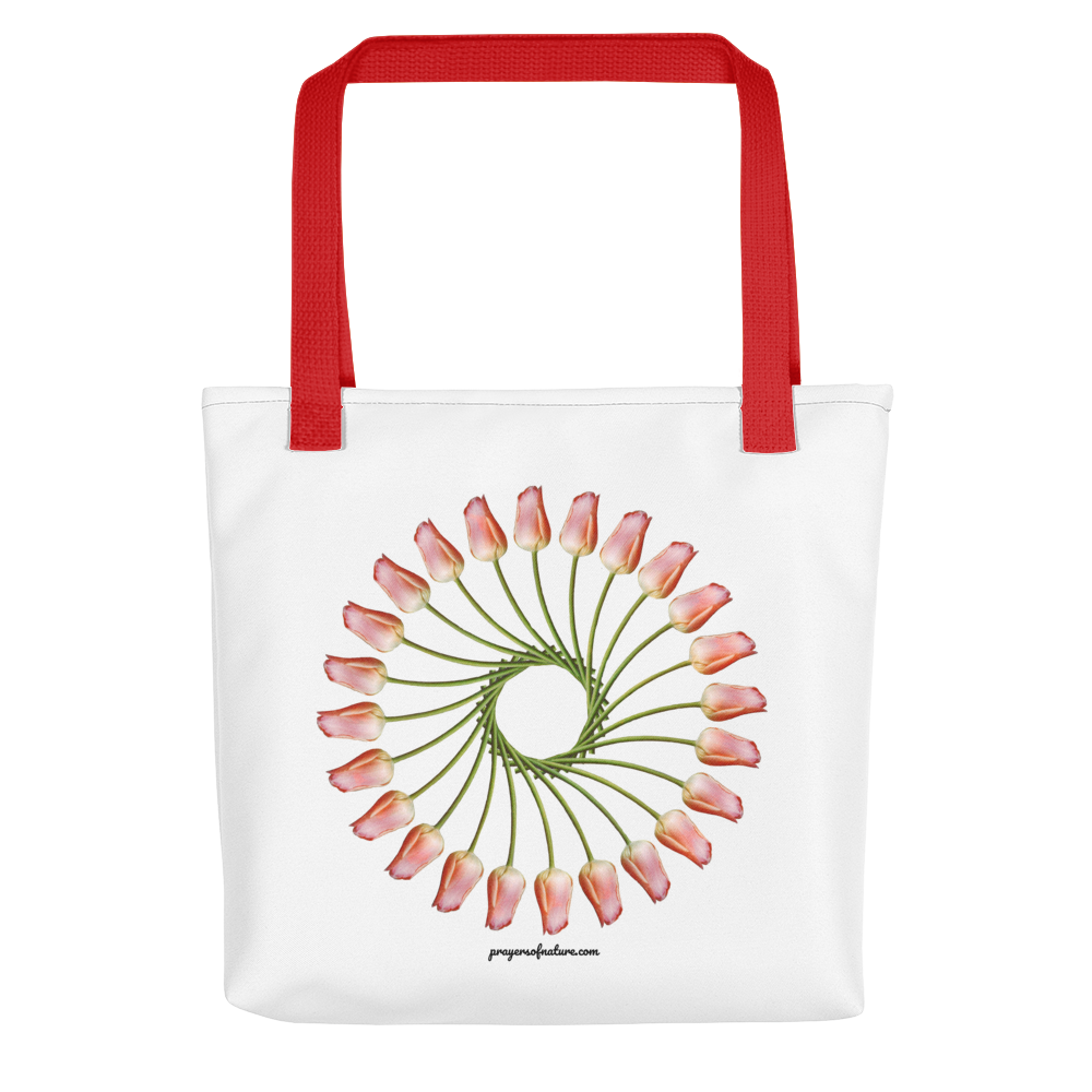 I Am Finding Opportunity Tote Bag
