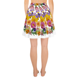 I Am Confident Mandala Skater Skirt