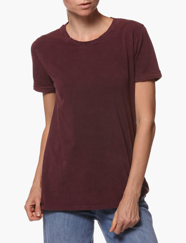 CASSANDRA SHIRT ROLLED SLEEVE
