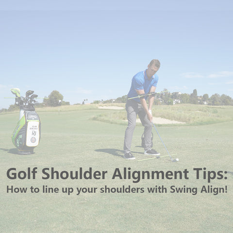 Golf Shoulder Alignment Tips