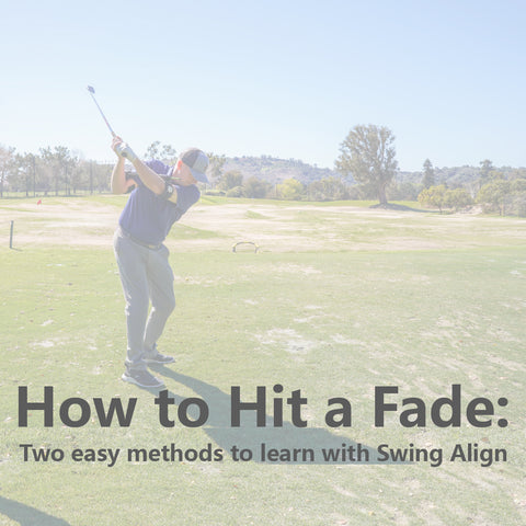 How to Hit a Fade in Golf