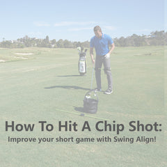 How to Hit a Chip Shot in Golf