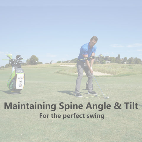 Maintaining Spine Angle & Tilt for the Perfect Swing