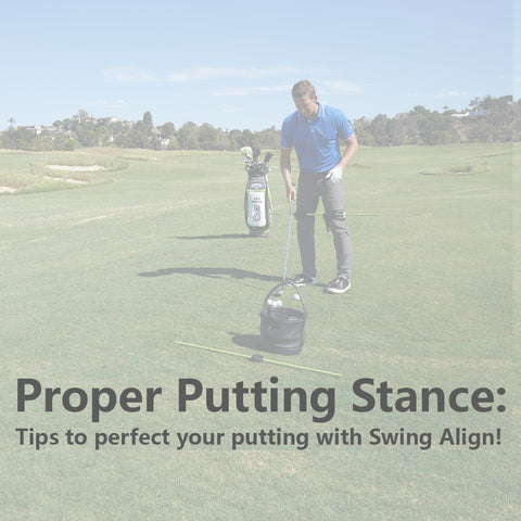 Proper Putting Stance Tips