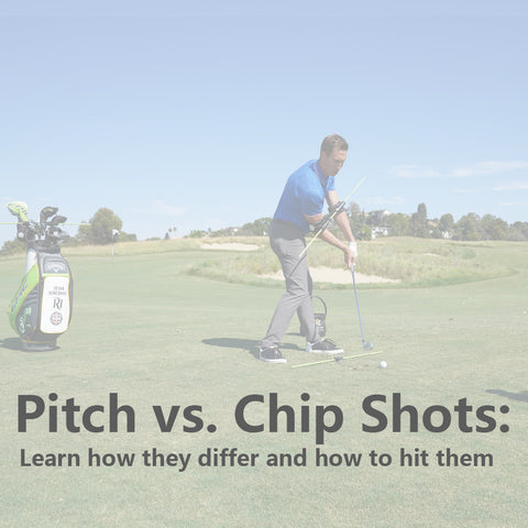 The Difference Between a Chip and Pitch