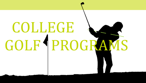 Colleges With Great Golf Programs