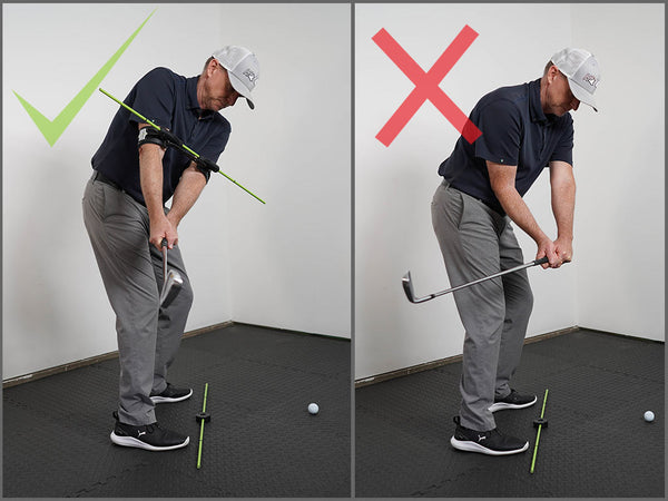 Right Elbow In Golf Swing